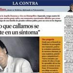 Entrevista al Dr. Salomón Sellam sobre Psicosomática Clínica Humanista