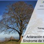 Aclaración sobre el síndrome de yacente y un consejo para desprogramar [Artículo y Video]